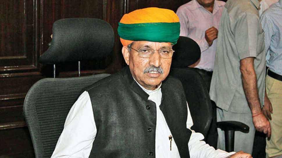 केंद्रीय मंत्री अर्जुन राम मेघवाल ने BSP विधायकों के मुद्दे पर कांग्रेस पर ली चुटकी, कहा...