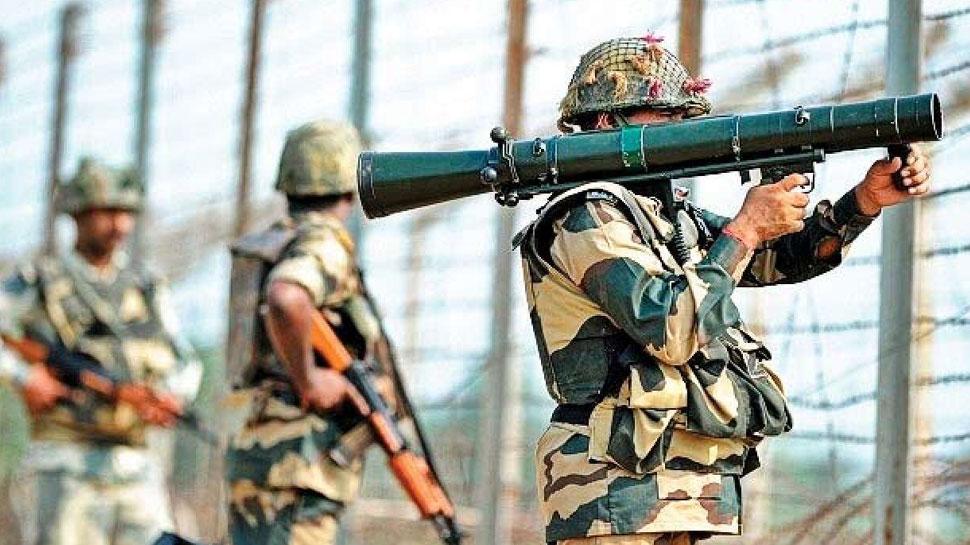 VIDEO: LoC पर BAT घुसपैठ की कोशिश नाकाम, भारतीय सेना ने कुछ इस तरह बनाया निशाना