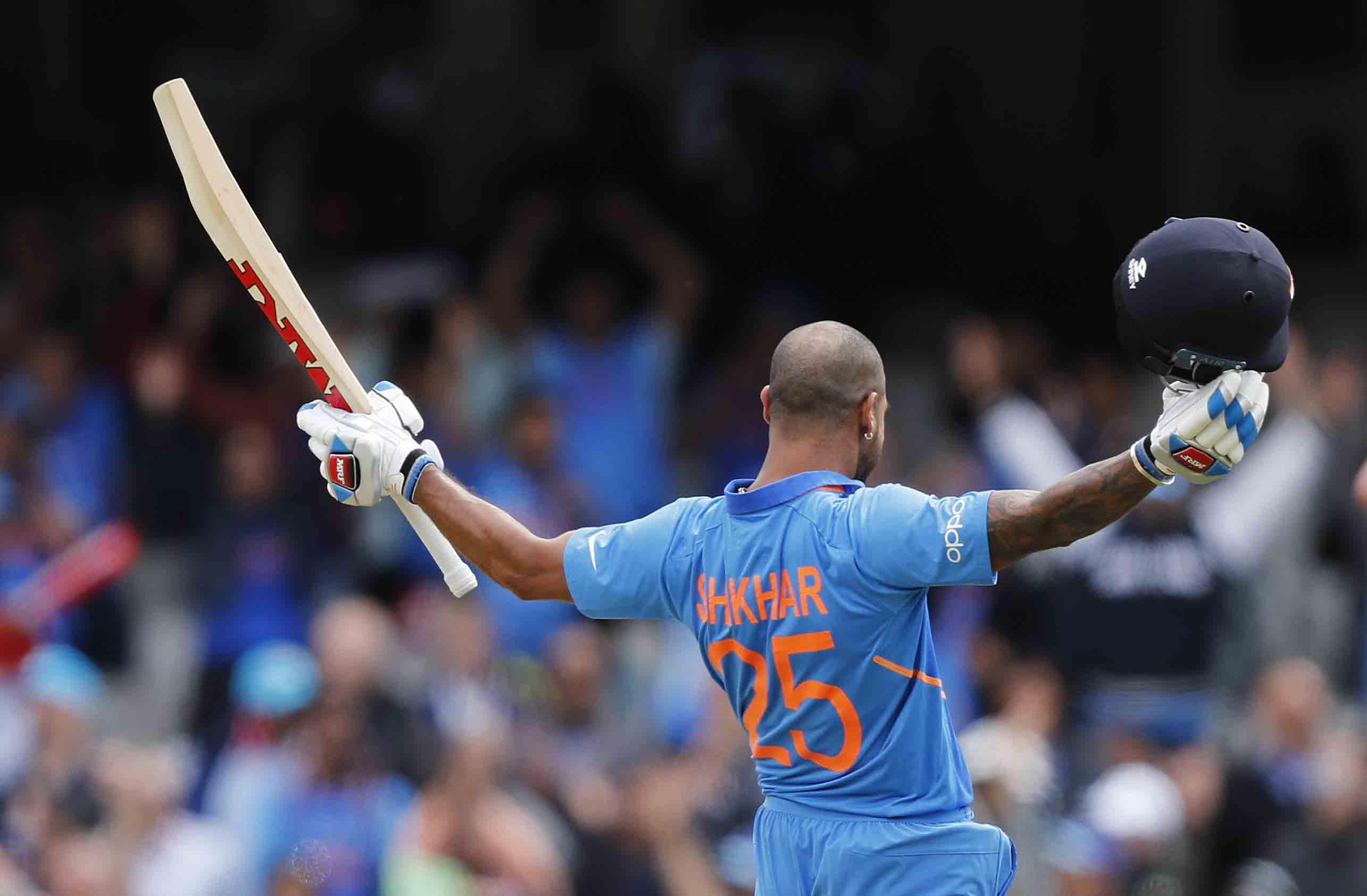 शिखर धवन भी टीम के लिए उतने ही अहम, जितने विराट या रोहित: हरभजन सिंह