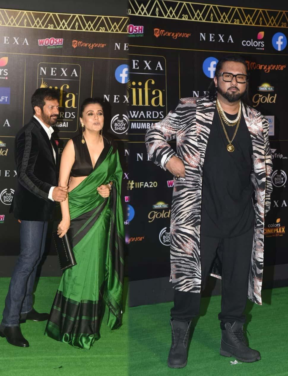 IIFA Awards 2019: Deepika Padukone shahid Kapoor katrina kaif and others at Red Carpet
