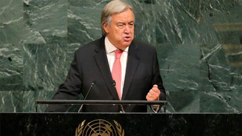 कश्मीर मुद्दे पर UN में भी पाकिस्तान को बड़ा झटका, किसी भी दखल से इनकार
