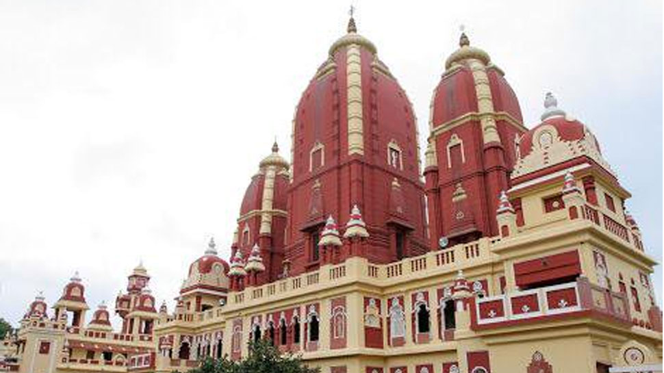 MP: अरेरा पहाड़ी पर बना है श्री लक्ष्मी नारायण धाम, इस शर्त पर बना था ये मंदिर...