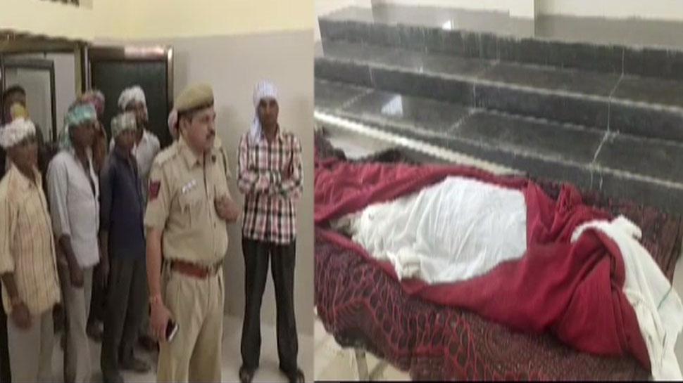 डूंगरपुर में लंबी बीमारी से परेशान होकर व्यक्ति ने लगाई फांसी, मामला दर्ज