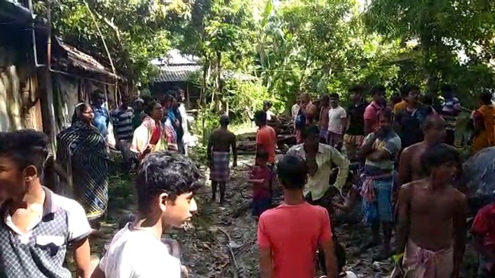 पश्चिम बंगाल: पूर्वी मिदनापुर में बीजेपी कार्यकर्ता की मौत, पसरा तनाव