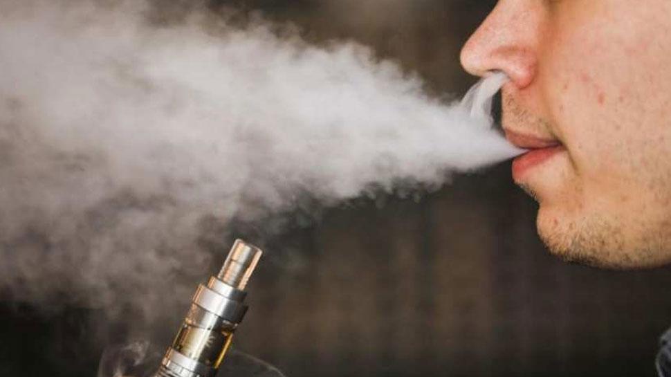 केंद्र के रोक लगाने के बाद ऑनलाइन ई-सिगरेट बिक्री पर FDA का नोटिस