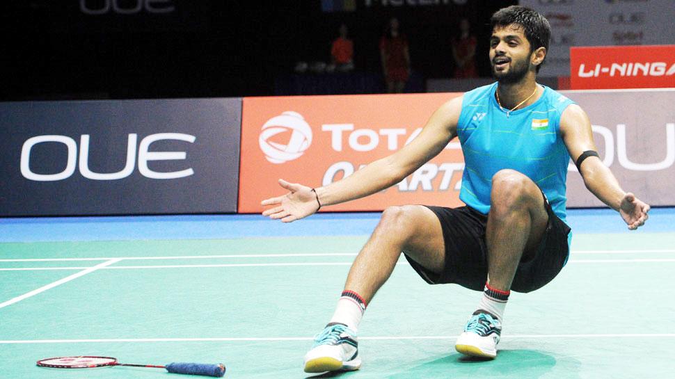 China Open: सिंधु की हार के बाद बी साई प्रणीत ने संभाला मोर्चा, क्वार्टर फाइनल में पहुंचे