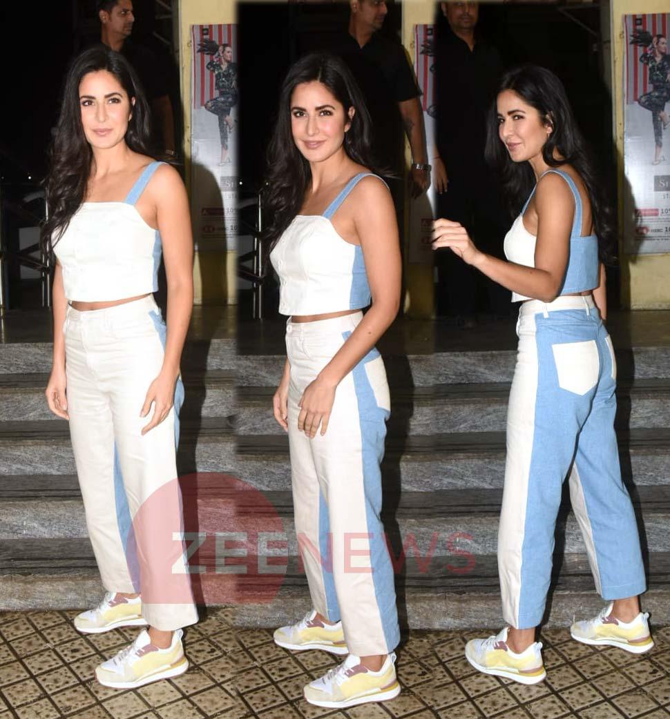 Sonam Kapoor Host The Zoya Factor Screening for Bollywood Arjun Vicky katrina spotted