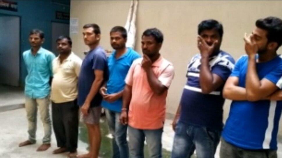 नालंदा पुलिस ने 12 घंटे में सुलझाया अपहरण का केस, अपहरणकर्ता सहित बरामद शिक्षक को भी भेजा जेल