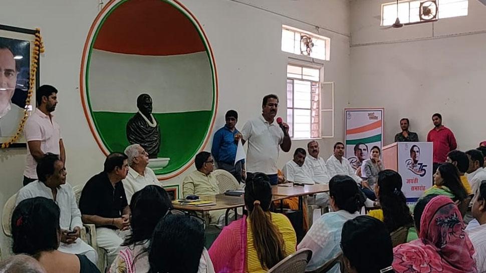 जयपुर: कांग्रेस निकाय चुनाव प्रचार में पब्लिक को सुनाएगी कश्मीर की रियल कहानी