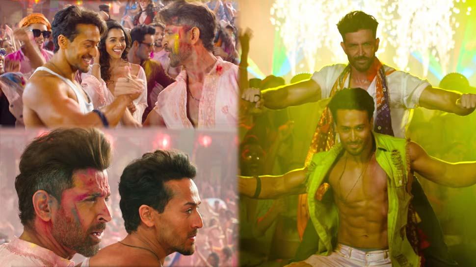 Jai Jai Shivshankar: ऋतिक और टाइगर की धमाकेदार Dance टक्कर, देखें Video