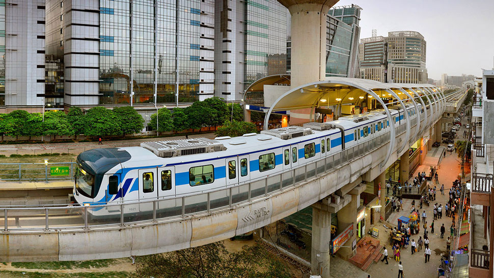 गुरुग्राम: अब रैपिड मेट्रो को चलाएगी DMRC, 60 हजार यात्रियों के लिए राहत की खबर