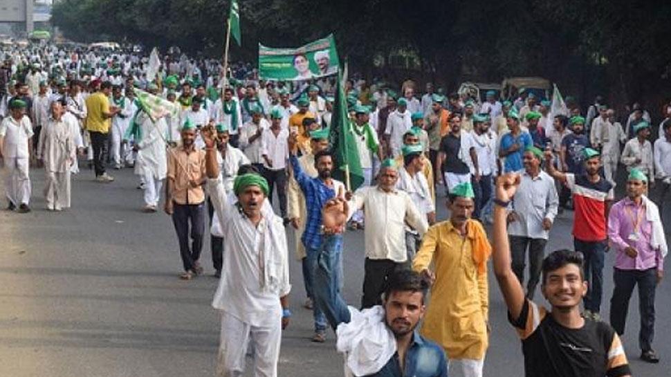 सरकार ने किसानों की 5 मांगों पर लगाई मुहर, घर को लौटे किसान