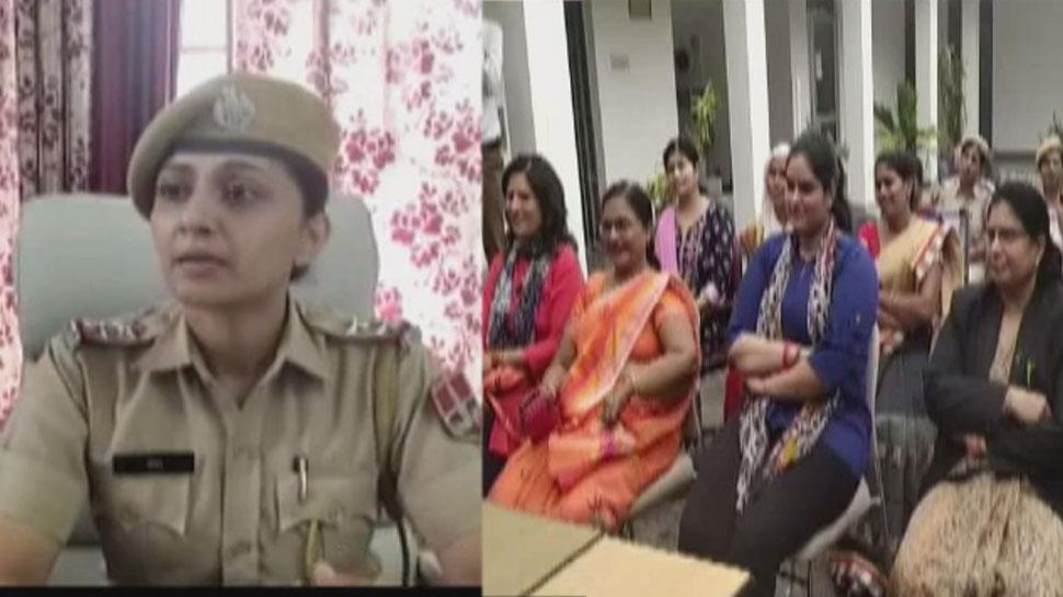 डूंगरपुर: महिलाओं को बराबरी का हक दिलाने के लिए पुलिस महकमे ने की यह पहल...