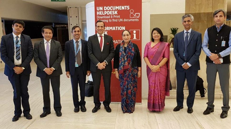 Exclusive: मिलिए देश के उन 9 राजनयिकों से जिन्होंने UNHRC में दी पाकिस्तान को मात