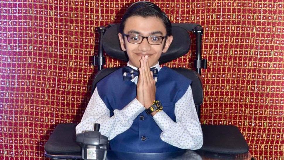 Howdy Modi: राष्ट्रगान गाएगा यह किशोर, कार्यक्रम से पहले VIDEO में सुनिए इनकी आवाज, हो जाएंगे दीवाने