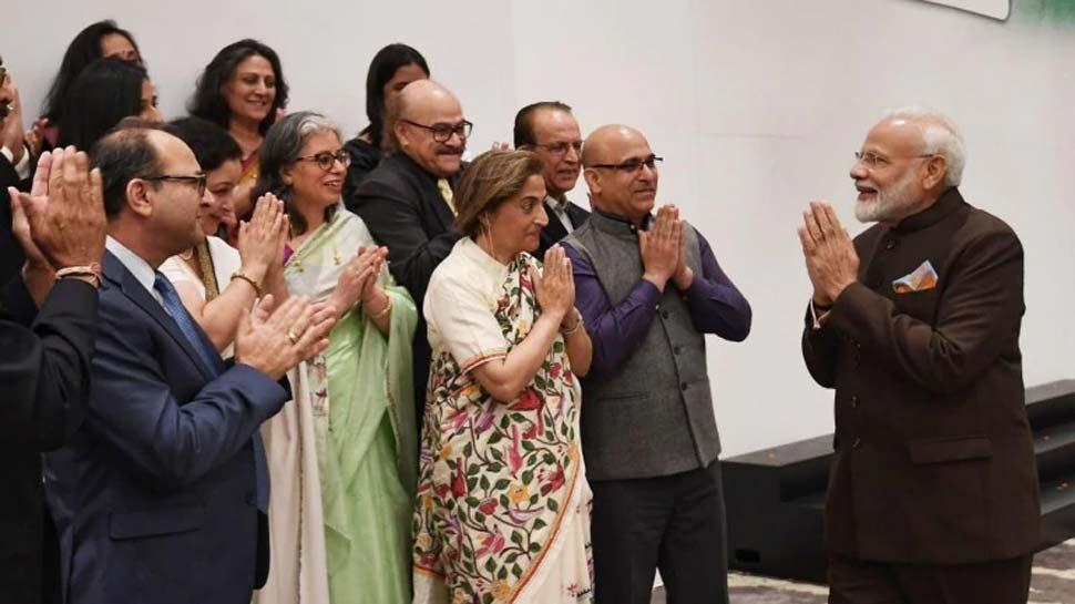 PM मोदी प्रवासी कश्मीरी पंडितों से बोले- हम सभी मिलकर नए कश्मीर का निर्माण करेंगे
