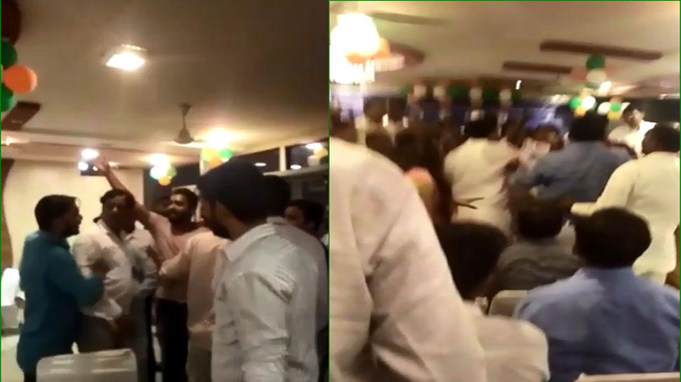 राजस्थान बीएसपी की बैठक में जमकर हुआ हंगामा, कार्यकर्ताओं के बीच आपस में हाथापाई