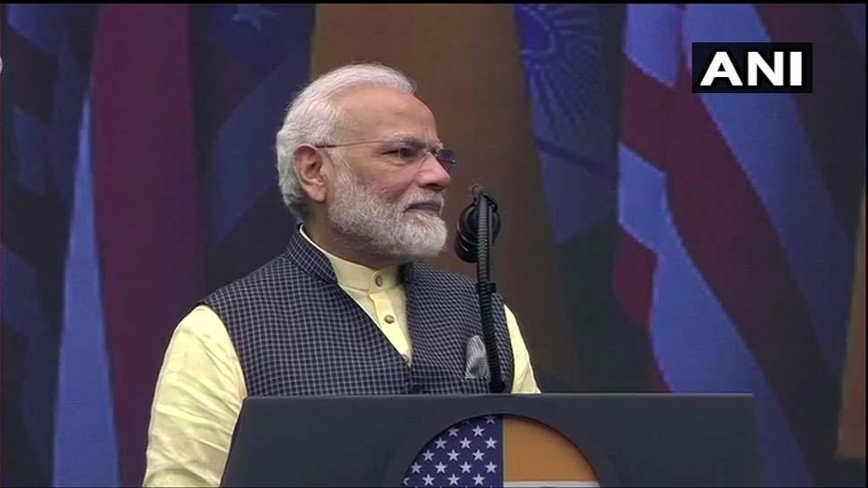Howdy Modi : जानिए, पीएम मोदी ने ह्यूस्टन में किस शब्द से अपने भाषण की शुरुआत की