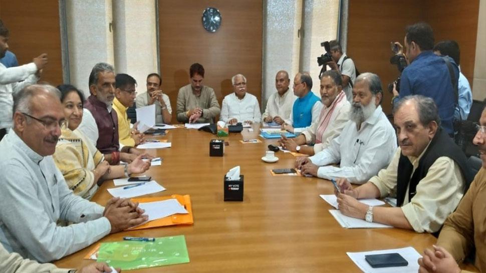 हरियाणा: विधानसभा चुनाव को लेकर 2-3 दिन में टिकट फाइनल कर देगी BJP, नवरात्र में हो सकता है ऐलान