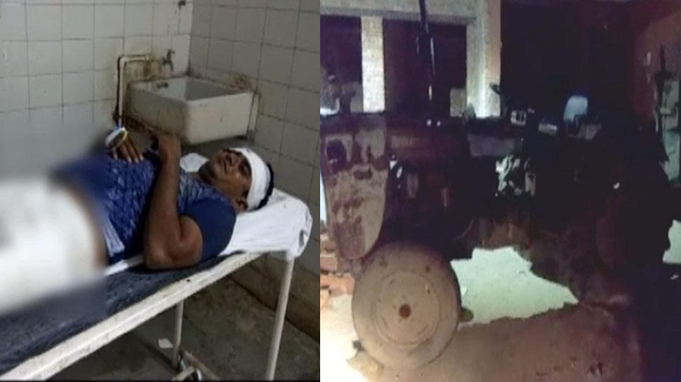 भरतपुर: गाड़ियां लोहारों के विवाह समारोह में घुसी अनियंत्रित ट्रॉली, एक युवक की मौत