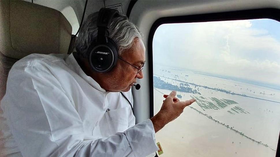 बिहार में बाढ़ जैसे हालात, CM नीतीश ने केंद्र से फरक्का डैम से पानी छोड़ने का किया अनुरोध