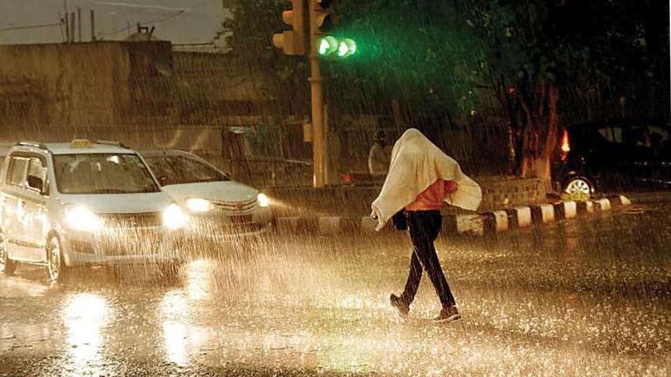 MP के 15 जिलों में भारी बारिश की चेतावनी, मौसम विभाग ने जारी किया येलो अलर्ट
