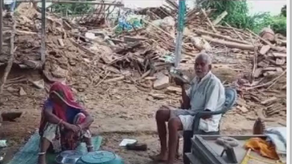 बाढ़ से तबाह हुए कोटा के कई गांव, लोगों को अब सरकार से उम्मीद