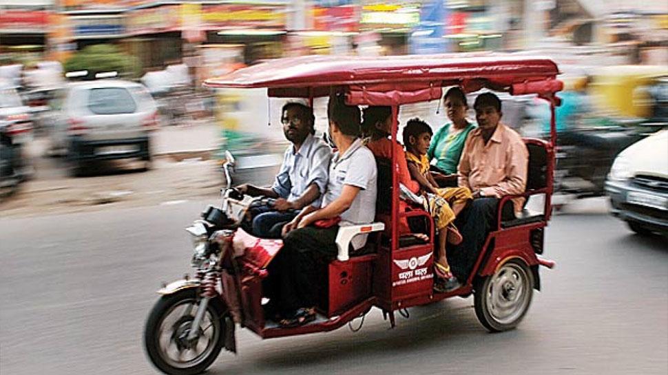 जयपुर को सड़क जाम से जल्द मिलेगी राहत, ई-रिक्शा संचालन के लिए आदेश जारी