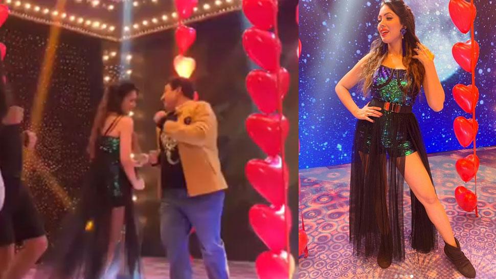 बबिता जी ने किया जेठालाल के साथ जमकर डांस, VIRAL हुआ VIDEO