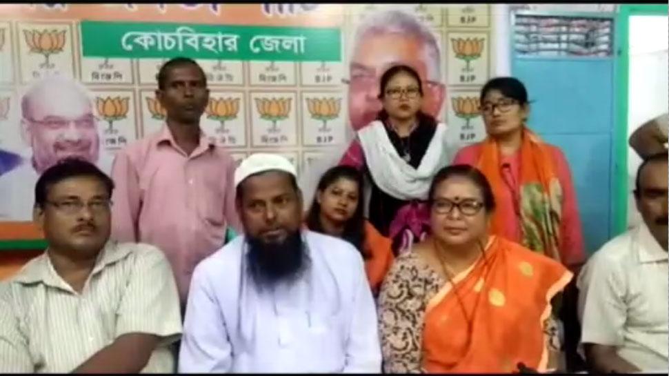 बंगाल: मुस्लिम शख्स का आरोप, BJP कार्यकर्ता होने के चलते मस्जिद में जाने से रोका गया
