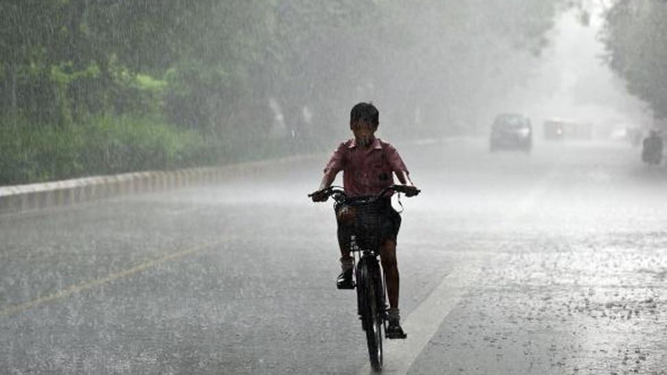 मौसम: बिहार में हल्की बारिश के आसार, पूर्णिया का तापमान 25.1 डिग्री दर्ज