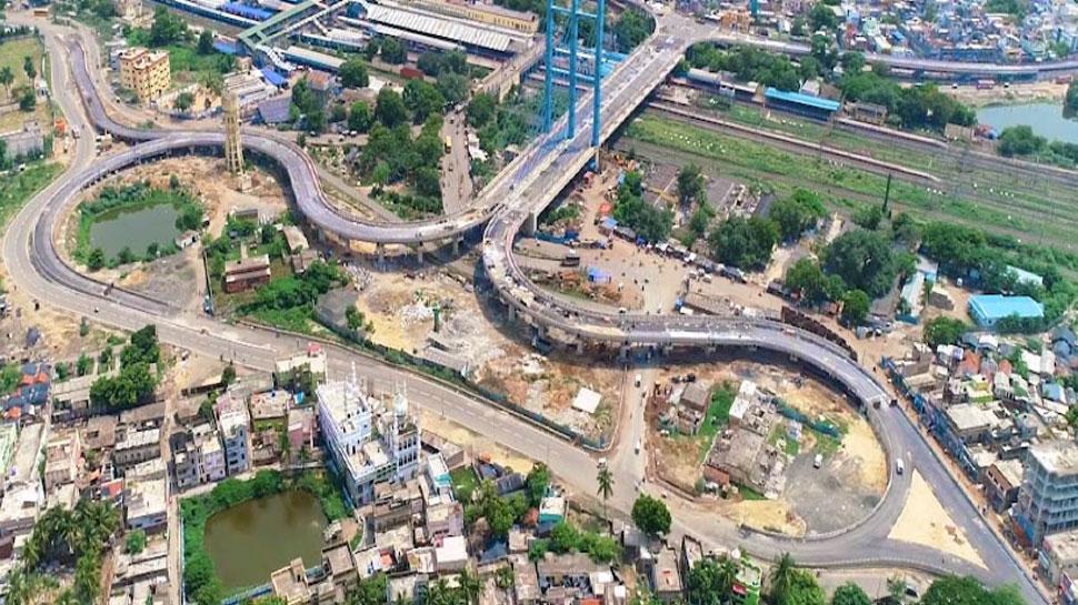 एक ही ब्रिज का उद्घाटन दो बार, आज राज्य सरकार तो 30 को करेंगे रेल मंत्री