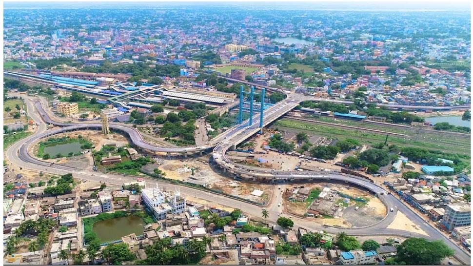 पश्चिम बंंगाल: एक ब्रिज का दो बार उद्घाटन! राज्य सरकार ने कर दिया, 30 को रेल मंत्री करेंगे
