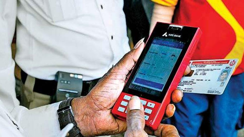 जयपुर ट्रैफिक पुलिस होगी हाईटेक, मोबाइल एप से फोटो लेकर कटेंगे चालान