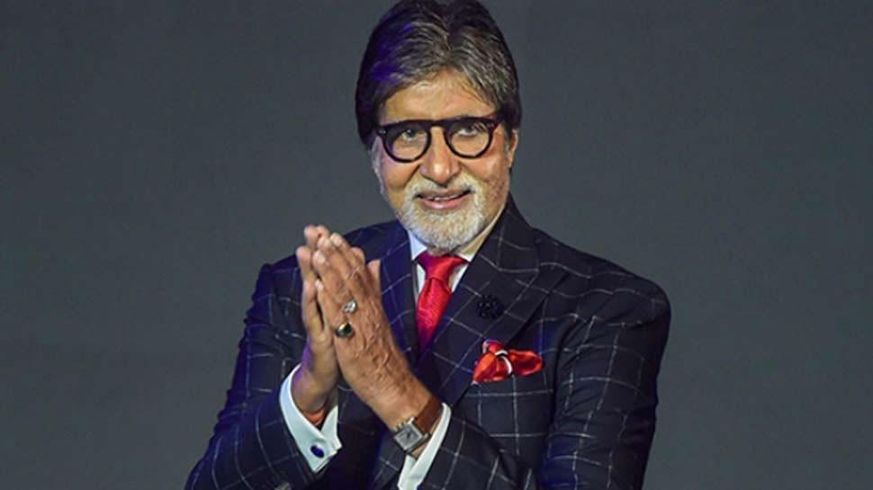 अमिताभ बच्चन को सोशल मीडिया पर सेलेब्स ने दी बधाई, भावुक हुआ बॉलीवुड!