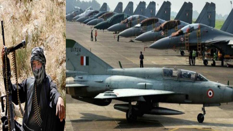 एयरफोर्स बेस में आत्मघाती हमला करने की साजिश जैश के 8-10 आतंकीः सूत्र