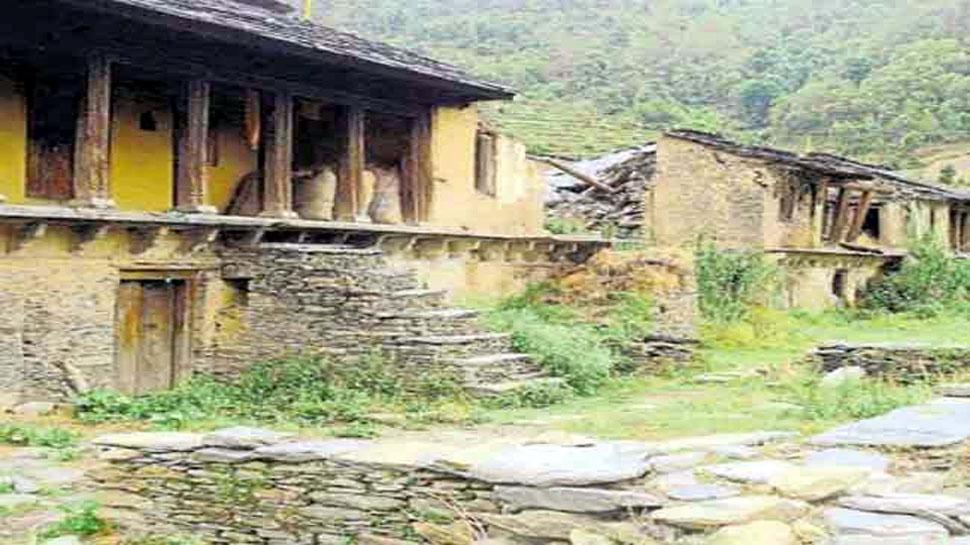 ऐसा क्या हुआ, जो उत्तराखंड में चीन सीमा से सटे 14 गांव पूरी तरह खाली हो गए...