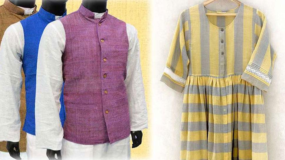 दुनियाभर में मशहूर होगी खादी, डिजाइनर कपड़ों के लिए मोदी सरकार बना रही प्लान
