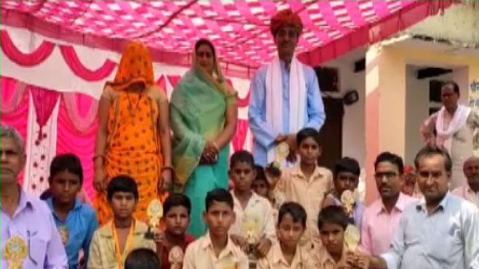 राजस्थान: रैणी में 64वीं छात्र ब्लॉक स्तरीय क्रीडा का हुआ समापन, अनिता ओमप्रकाश ने की अध्यक्षता