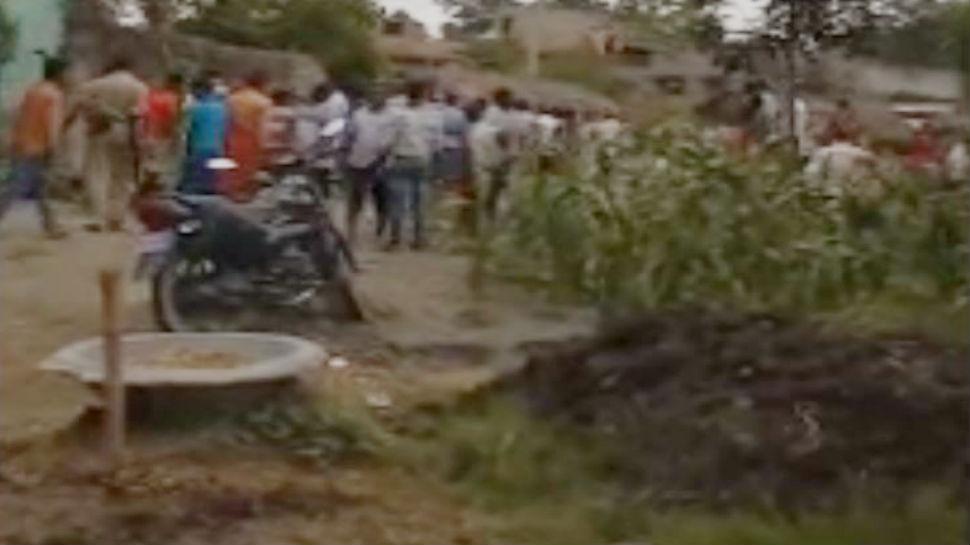 गोपालगंज: जमीन विवाद सुलझाने पहुंचे थानाध्यक्ष पर ग्रामीणों ने किया हमला, हुए घायल