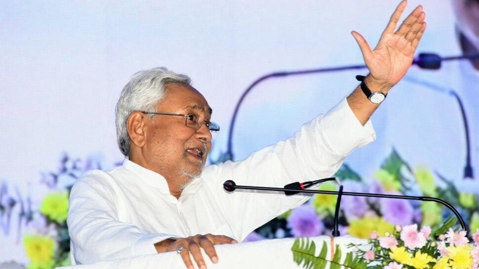 CM नीतीश ने बिहार के पहले वानिकी कॉलेज का किया शिलान्यास, 105 करोड़ होंगे खर्च