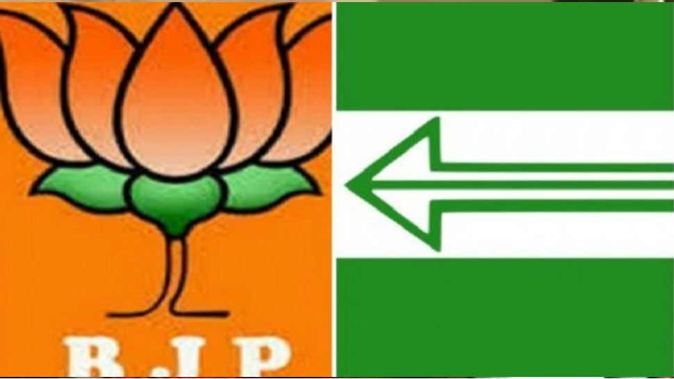 पटना: महागठबंधन उलझी लेकिन एनडीए ने सुलझाया पेंच, हो गया सीटों का बंटवारा