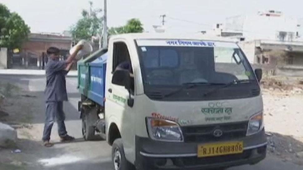 राजस्थान में अब कचरा उठाने के लिए ग्राम-पंचायत वसूलेगी मासिक शुल्क