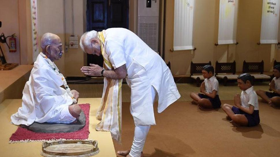 'स्वच्छ भारत दिवस' रूप में मनाई जाएगी बापू की 150वीं जयंती, PM गुजरात में स्वच्छता महासम्मेलन में होंगे शामिल