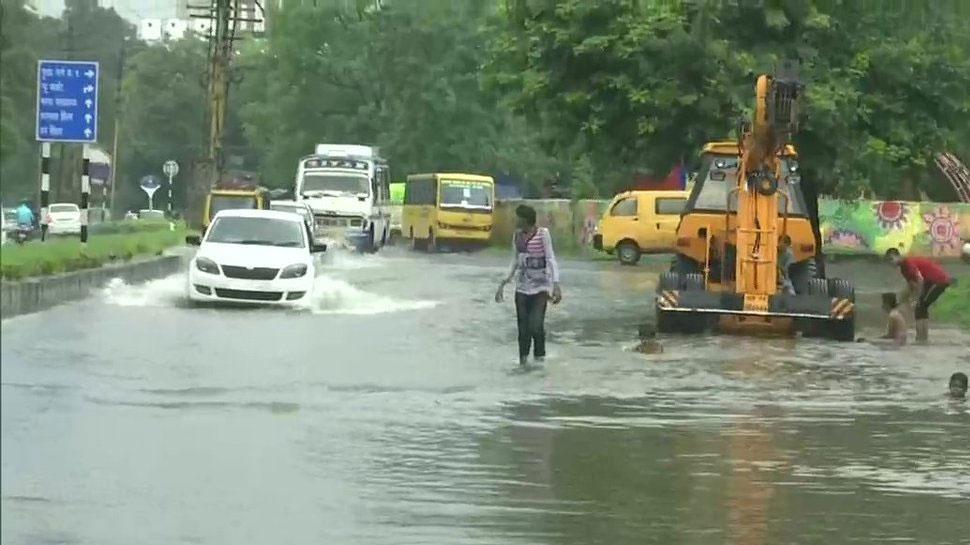मध्य प्रदेशः 12 जिलों में भारी बारिश की चेतावनी, मौसम विभाग ने जारी किया Yellow अलर्ट