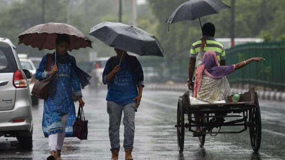 UP में तापमान हुआ कम, आज कई इलाकों में फिर से हो सकती है बारिश