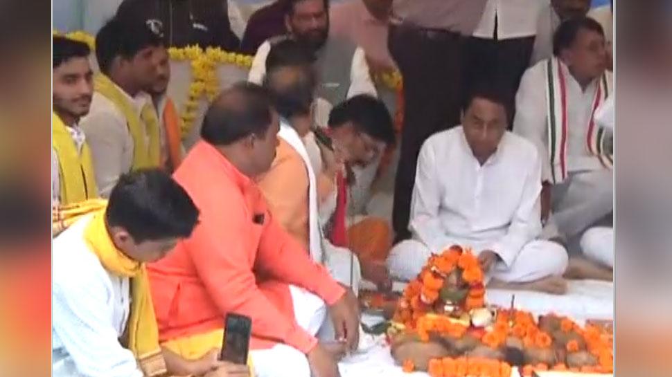 मध्य प्रदेशः CM कमलनाथ ने 'भोज मेट्रो' परियोजना का किया उद्घाटन, ऐसी होगी ट्रेन