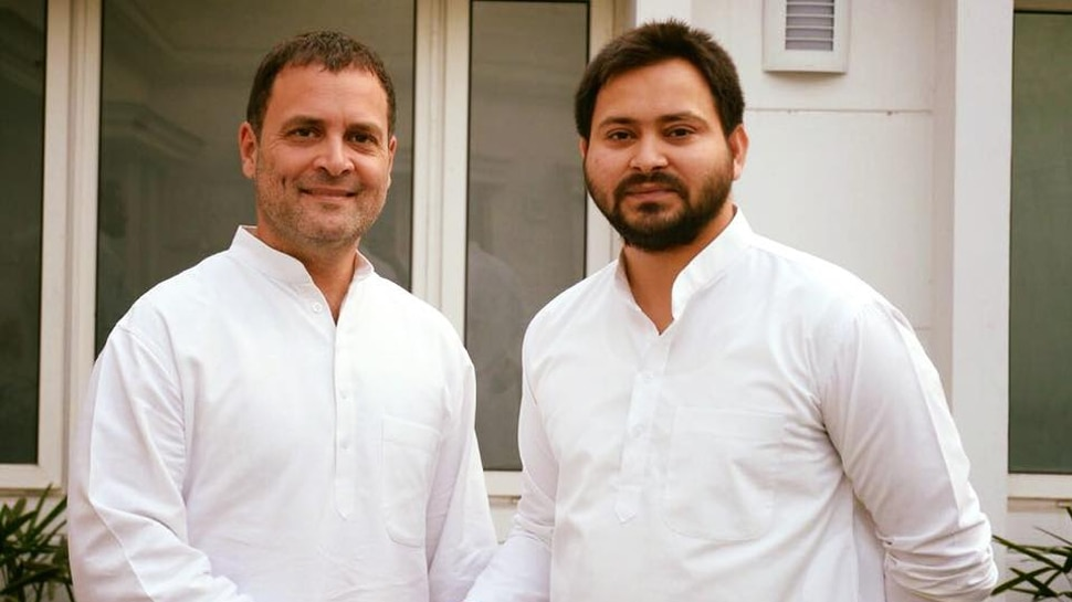 बिहार: महागठबधंन बचाने में जुटी RJD, समस्तीपुर में कांग्रेस के खिलाफ नहीं उतारेगी उम्मीदवार