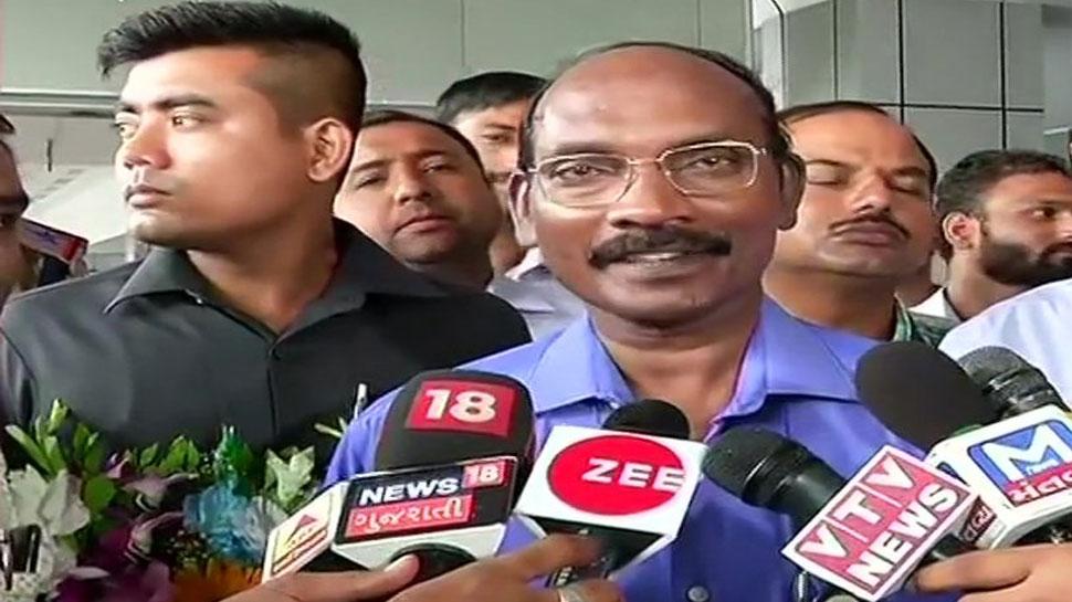 ISRO चीफ के. सिवन बोले, चंद्रयान-2 का ऑर्बिटर अच्छी तरह से कर रहा है काम
