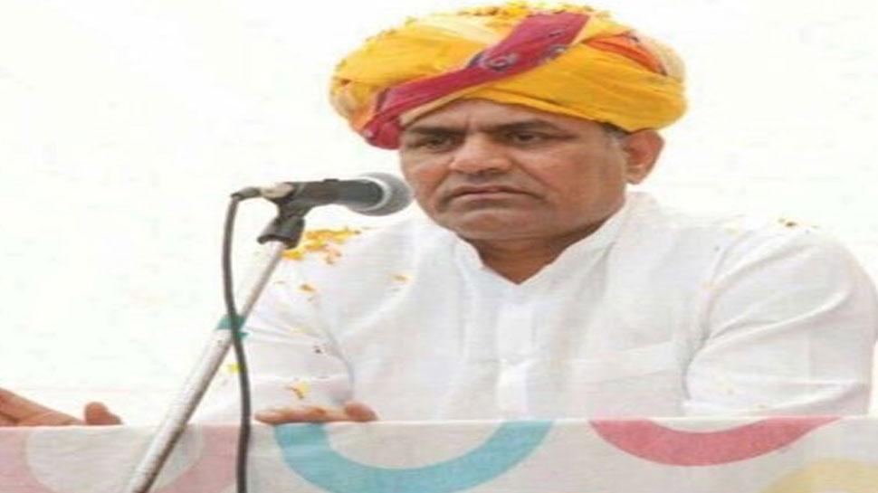 SHO घूसकांड मामला: विधायक राजेंद्र सिंह विधूड़ी ने कहा- चित्तौड़गढ़ SP के भूमिका की हो जांच